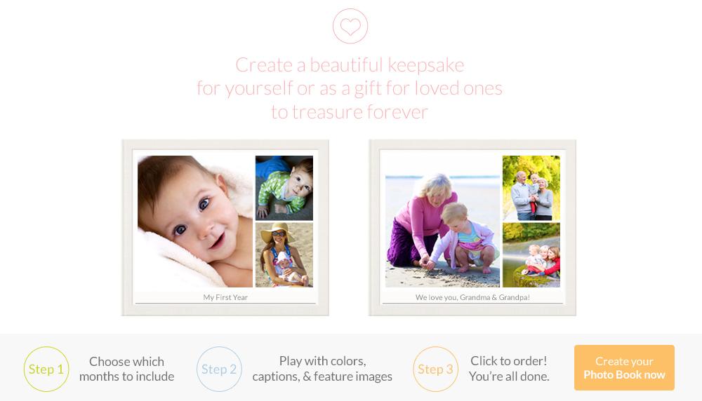 Tinybeans instant photo books easy beautiful solutioingenieria Gallery