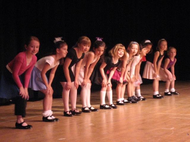 Darrah Blanton Dance ballet line up