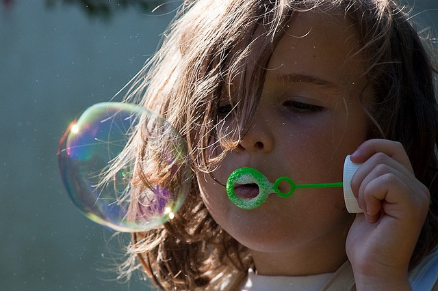 One Cool Thing: Make Your Own Bubbles