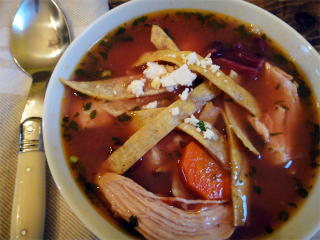 http://www.momskitchenhandbook.com/soup/chicken-tortilla-soup/