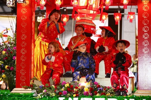 The Inside Scoop on the 2013 Chinese New Year Parade