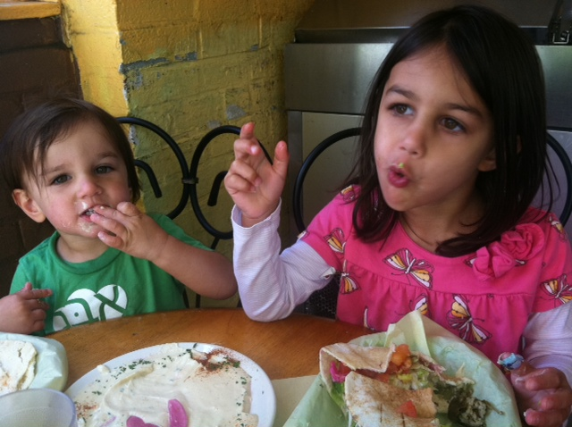 The Ultimate Guide to Kid-Friendly Falafel Joints