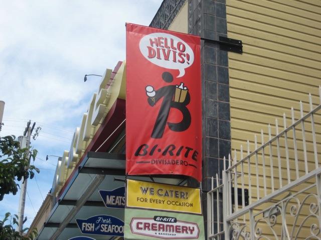 Bi-Rite-Divisidero-sign