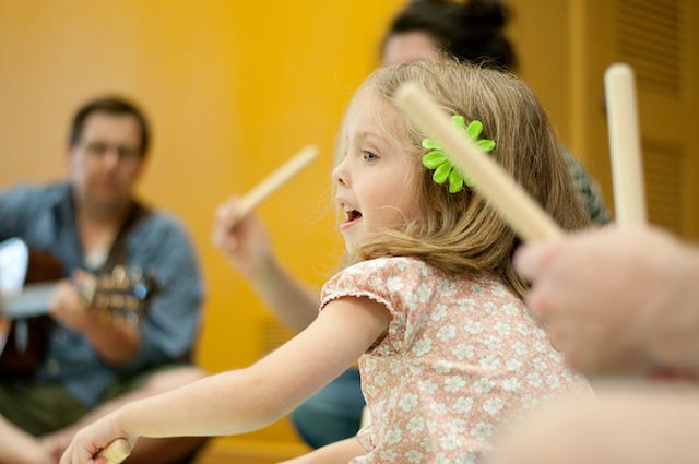 Find Smiles at Stomp and Shout Chicago Music Studio