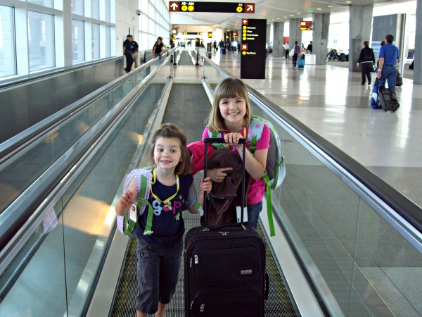 The Easiest (and Funnest) Ways to Get to Sea-Tac Airport with Kids