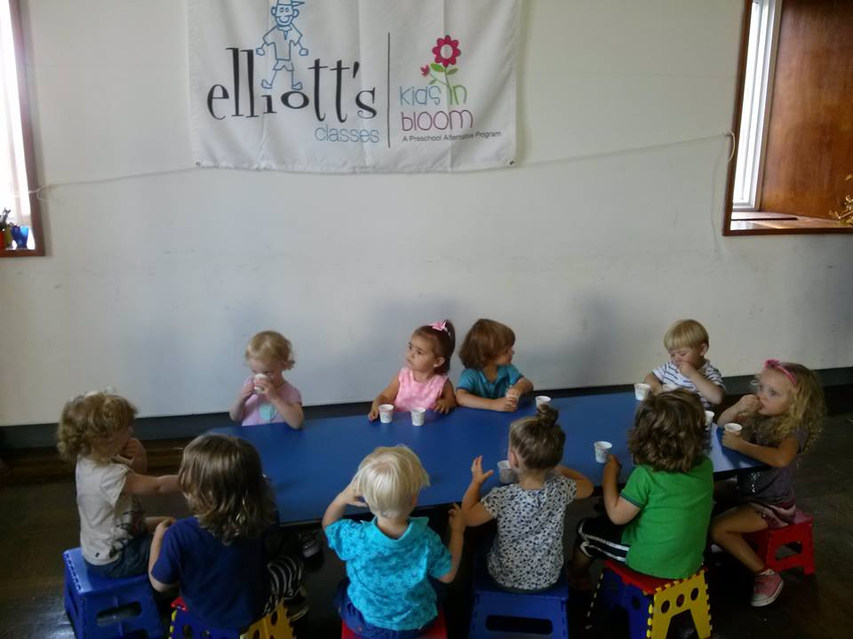 Elliot'sGymnastics