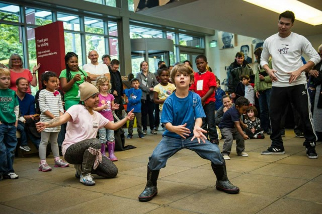 Philanthropy Meets Fun at the Gates Foundation Visitor Center