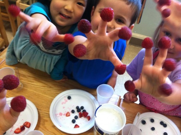 From Pie to Thai: Cooking Classes for Kids
