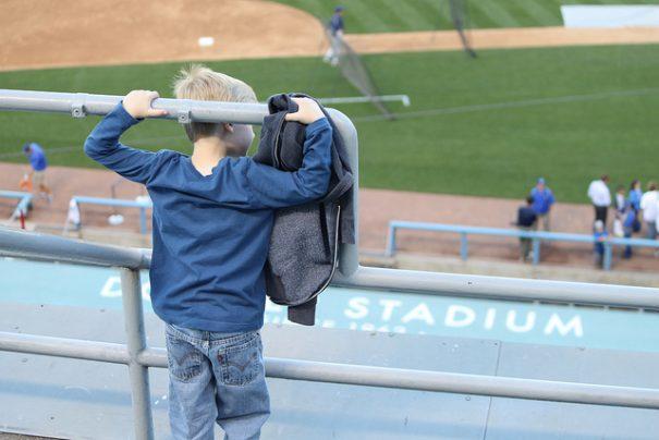 Take Me Out to the Ballpark, Take Me Out to the Tour