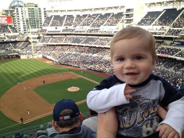 Play Ball! Padres Baseball Welcomes Kids to Petco Park