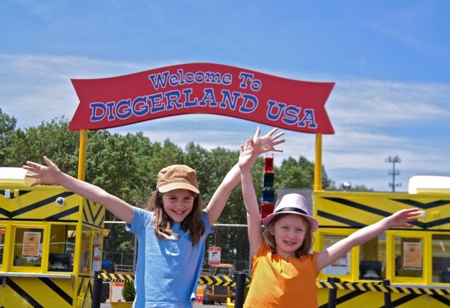 Diggerland USA by Jeff Bogle