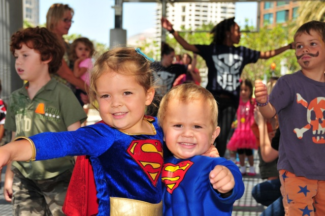Your Kid-Friendly Guide to Comic-Con Events (No Badge Required)