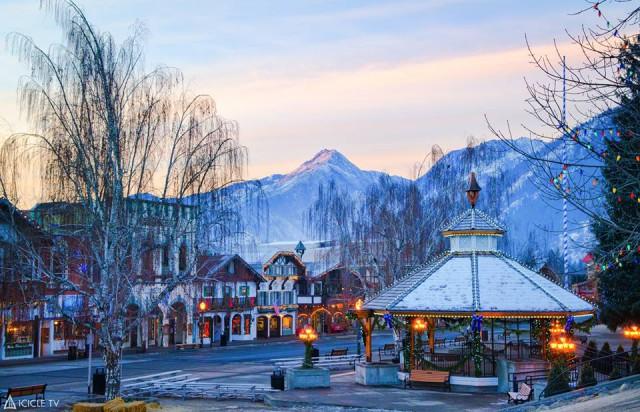 Leavenworth, Washington (Appx. Population 2,050)