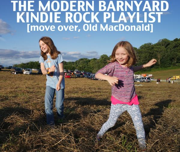 Beyond Old MacDonald: The Modern Barnyard Kindie Rock Playlist