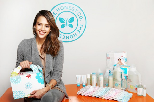 7 Famous Moms With Baby-Booming Businesses