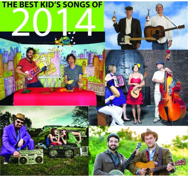 Best Kids' Songs of 2014: Playlist