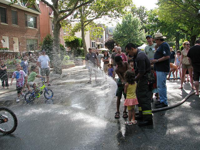 Park Slope block party