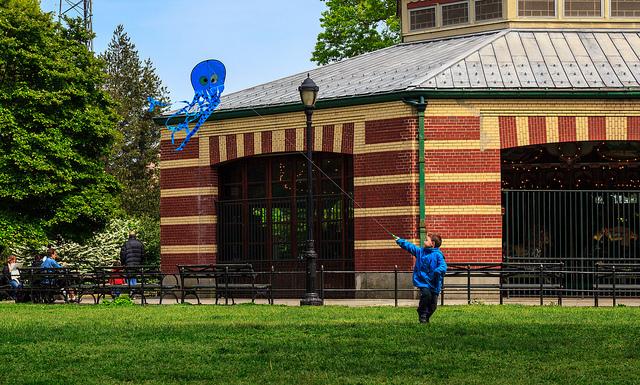 prospect park kite