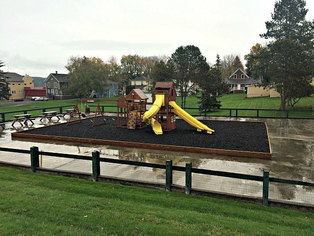 Port Gamble Playground