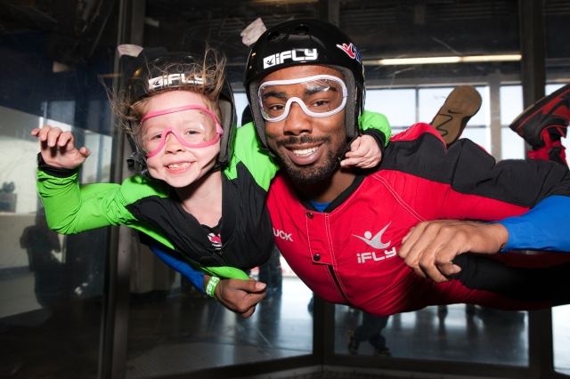 Soar to New Heights with the Kids at iFly