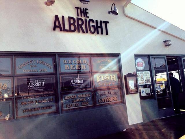 The Albright Picnic