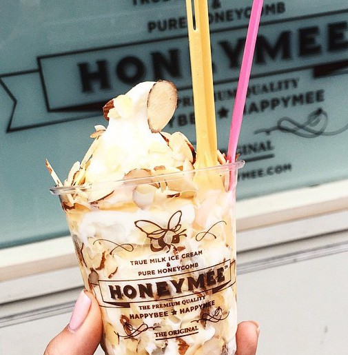 Buzz Over to the New Honeymee