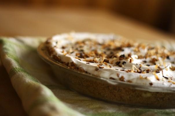 Chocolate pie--cc--Ginny via flickr