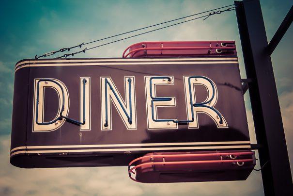 diner sign -cc- michael duxbury via flickr