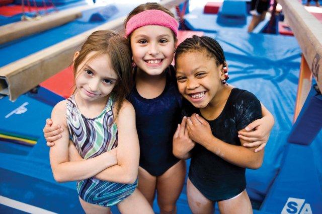Flip It Good: NYC Gymnastics Classes For Kids