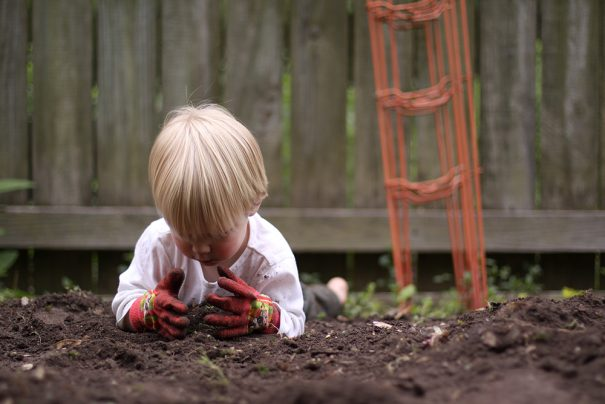 Green Thumbs Up: Gardening Classes for Kids