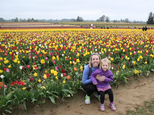 Tiptoe Over to the Wooden Shoe Tulip Fest