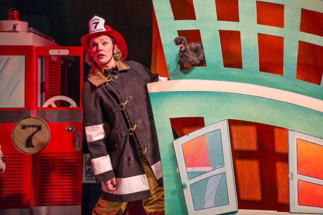 Fire Station 7 Kicks off Its World Premier at the Seattle Children's Theatre