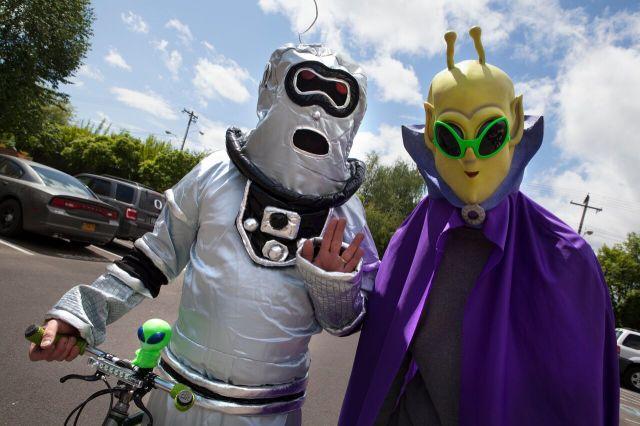 Extraterrestrial Fun at the McMenamins 18th Annual UFO Festival