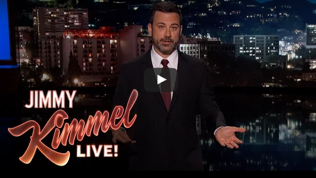 Jimmy Kimmel Delivers Tearful Speech About His Newborn's Congenital Heart Defect
