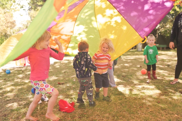 Embrace the Great Outdoors at Family Forest Fest 2017