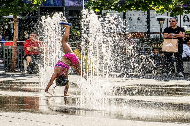 A Guide to Portland's Water Play Parks