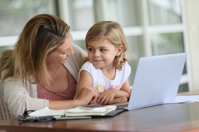 You Work, They Play: The Best Work Spaces for Parents