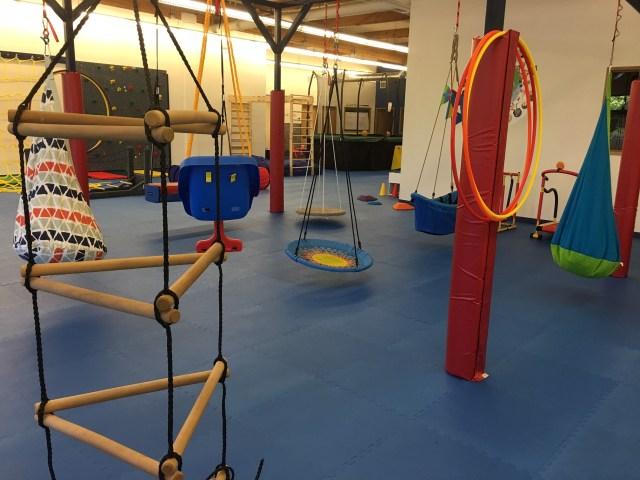 Now Open: We Rock the Spectrum Kid's Gym