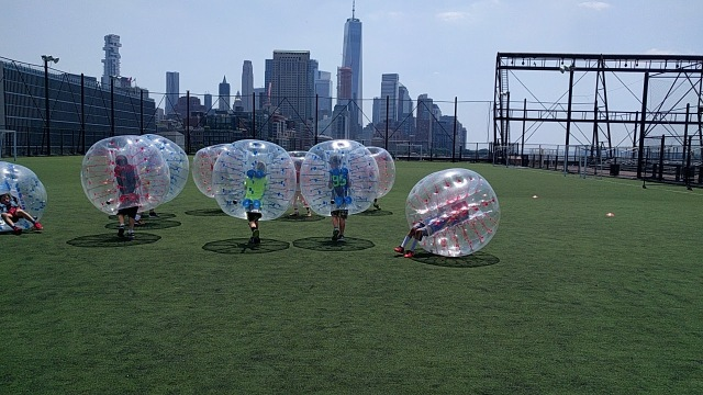 11 Birthday Party Ideas For Sporty NYC Kids
