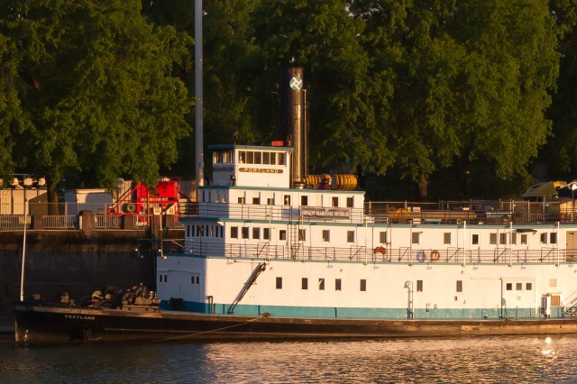 Float Your Boat at Oregon's Maritime Museum