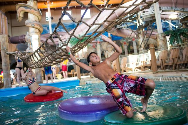 Dells, Yeah! What to Do in Wisconsin Dells in the Winter