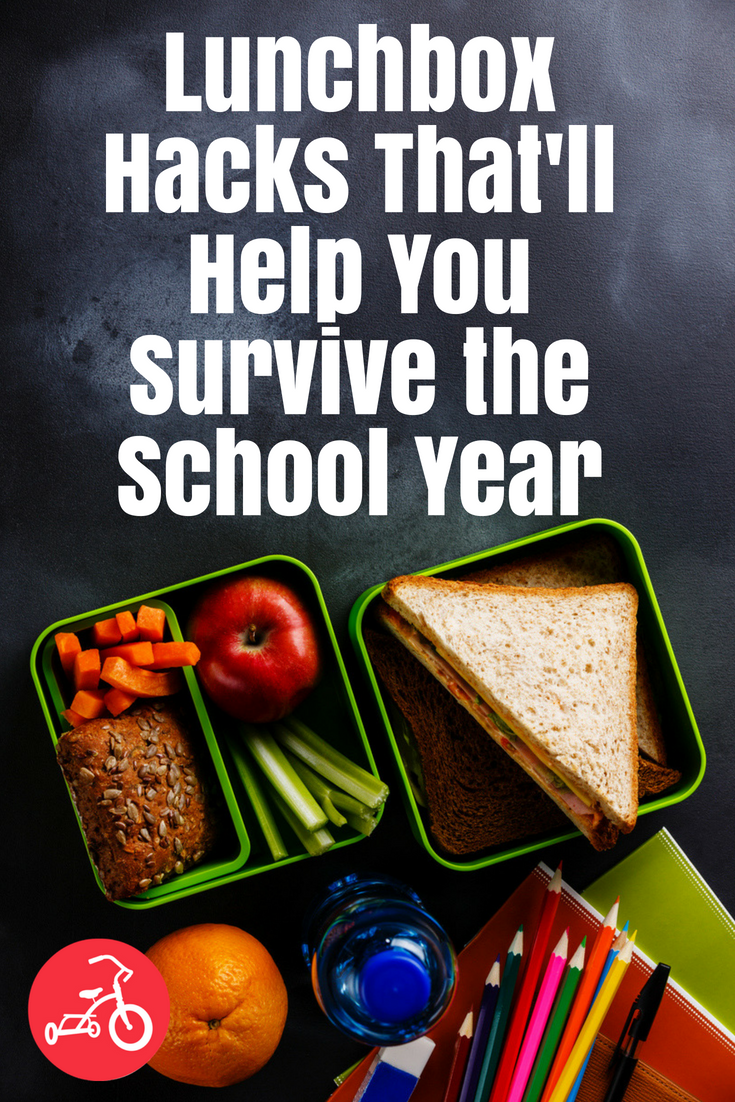 Lunchbox Hacks That'll Help You Survive the School Year
