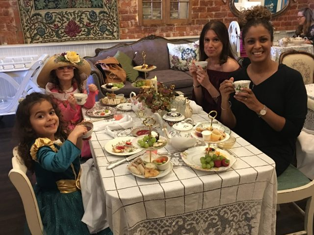 Take Your Tea Party to the Next Level at Graham's RoyalTea