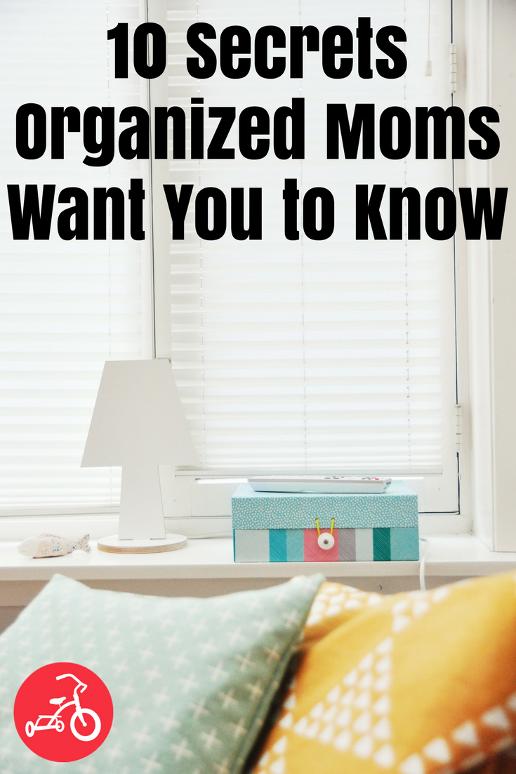 organizing secrets