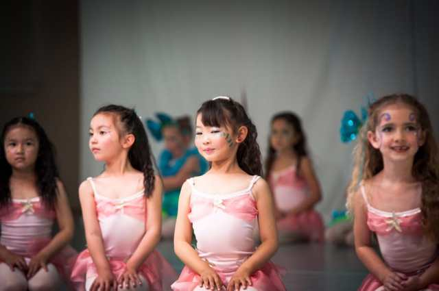 To the Pointe: The Best Ballet Classes for Kids