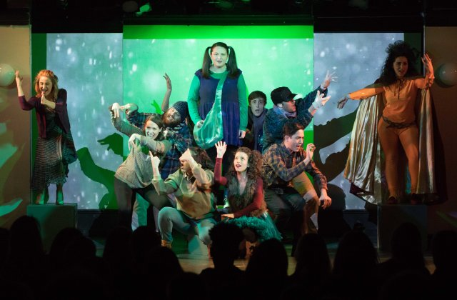 The Wicked/Frozen Mashup Musical Now Playing Off-Broadway