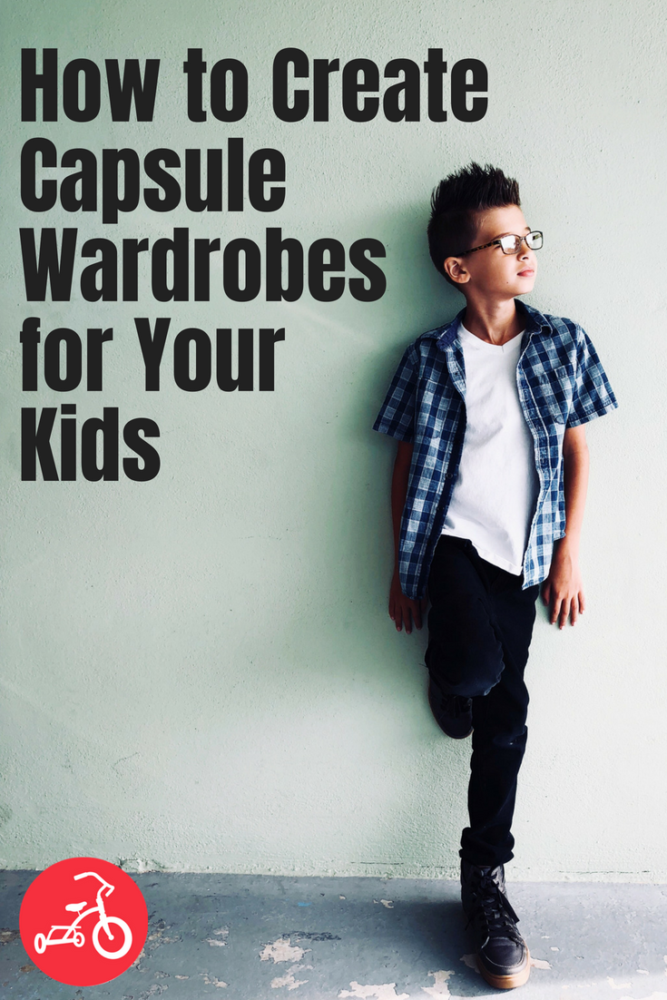 How to Create Capsule Wardrobes for Your Kids
