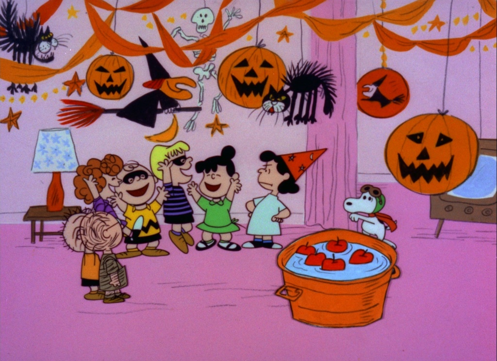"""""""IT'S THE GREAT PUMPKIN, CHARLIE BROWN"""" - This full-length version of the classic animated PEANUTS special """"ItÕs the Great Pumpkin, Charlie Brown"""" includes the bonus cartoon, """"You're Not Elected, Charlie Brown,"""" featuring the Great Pumpkin, and will air THURSDAY, OCT. 18 (8:00Ð8:30 p.m. EDT), on The ABC Television Network. (©1966 United Feature Syndicate Inc.)"""