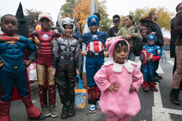 NYC's Best Neighborhoods for Trick-or-Treating