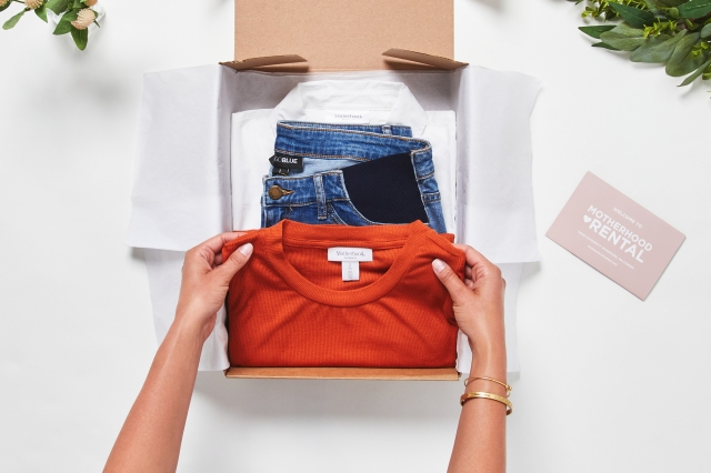 7 Maternity Wear Subscription Boxes & Rentals for Styling Your Bump
